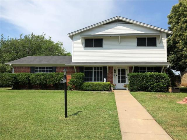 156 Gardens Boulevard, Burleson, TX 76028 (MLS #14116398) :: The Heyl Group at Keller Williams