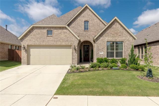 14713 Cedar Flat Way, Fort Worth, TX 76262 (MLS #14116421) :: The Heyl Group at Keller Williams