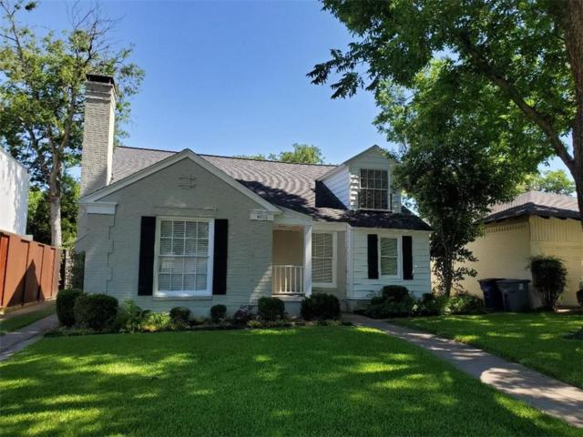 6015 Marquita Avenue, Dallas, TX 75206 (MLS #14116456) :: The Heyl Group at Keller Williams