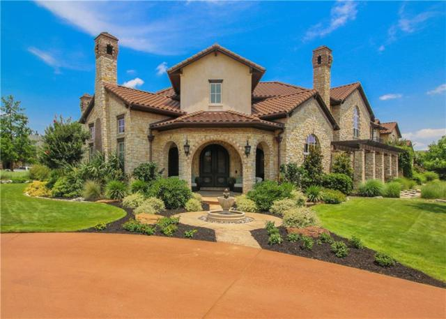 6901 Sir Spencer Court, Colleyville, TX 76034 (MLS #14116459) :: RE/MAX Town & Country