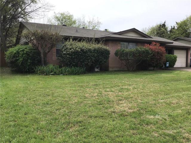 848 Emberwood Drive, Dallas, TX 75232 (MLS #14116476) :: The Heyl Group at Keller Williams