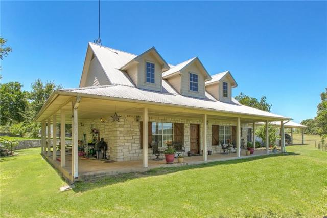 123 Windriver Court, Weatherford, TX 76088 (MLS #14116514) :: All Cities Realty