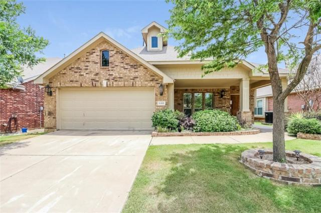 644 Shotwell Street, Crowley, TX 76036 (MLS #14116526) :: Potts Realty Group