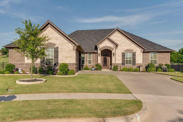 1315 Prestwick Court, Granbury, TX 76048 (MLS #14116532) :: RE/MAX Town & Country