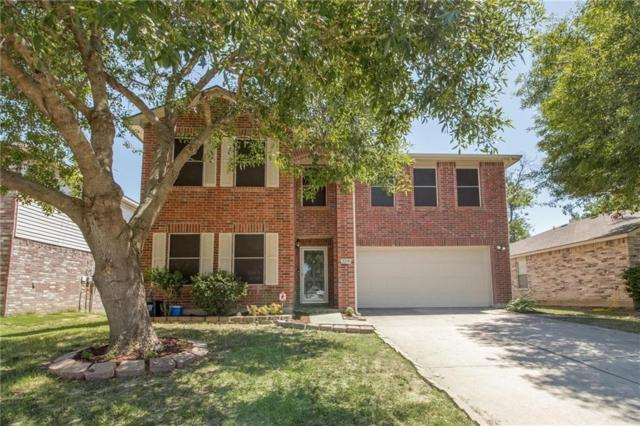 2216 Chestnut Drive, Little Elm, TX 75068 (MLS #14116533) :: The Heyl Group at Keller Williams