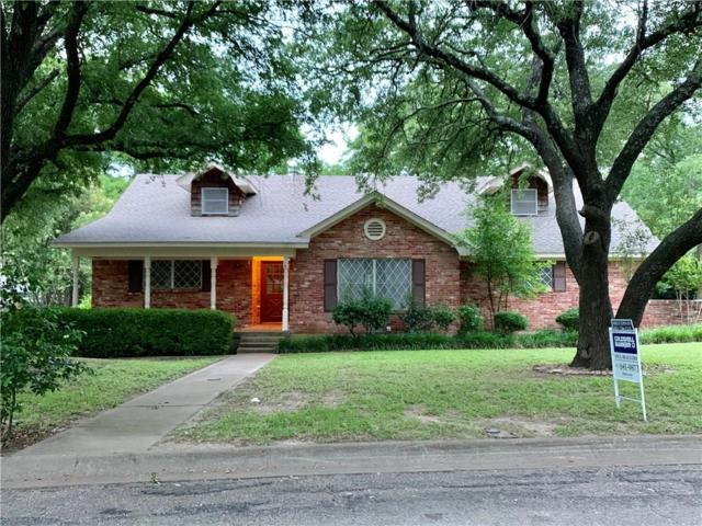 1320 Loma Alta Place, Cleburne, TX 76033 (MLS #14116536) :: The Heyl Group at Keller Williams