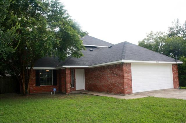 2630 Fish Tank Road, Corsicana, TX 75110 (MLS #14116555) :: RE/MAX Town & Country