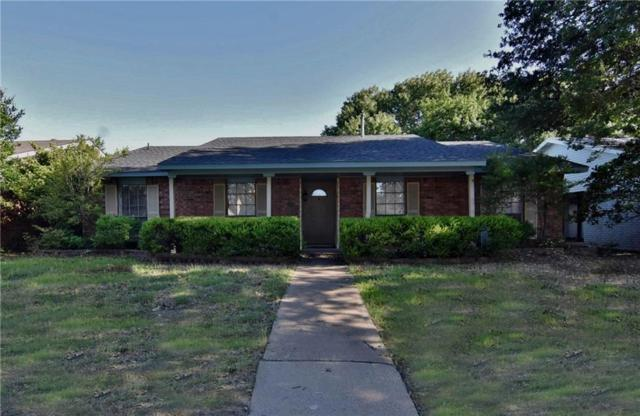 5024 Stanley Drive, The Colony, TX 75056 (MLS #14116560) :: The Heyl Group at Keller Williams