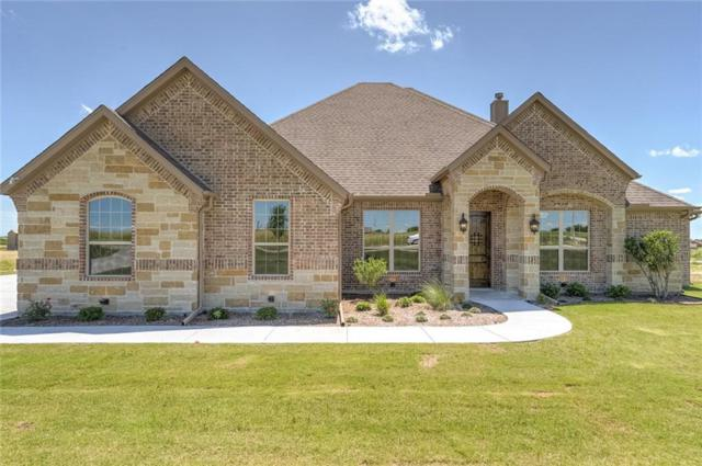9617 Lynx Crossing, Godley, TX 76044 (MLS #14116572) :: All Cities Realty
