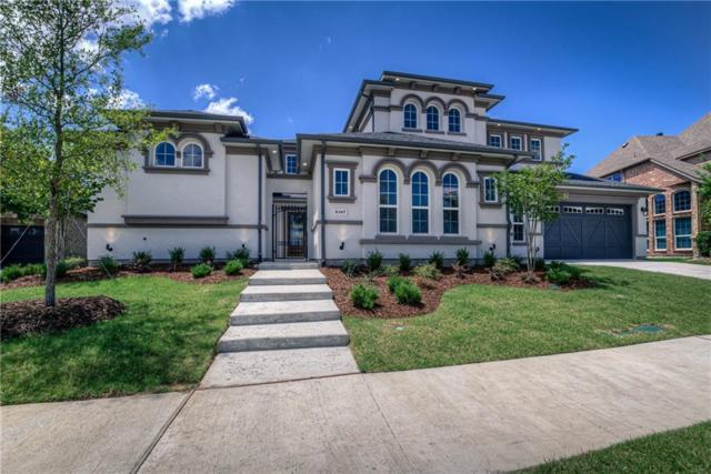 6347 Francis Lane, Frisco, TX 75035 (MLS #14116584) :: All Cities Realty