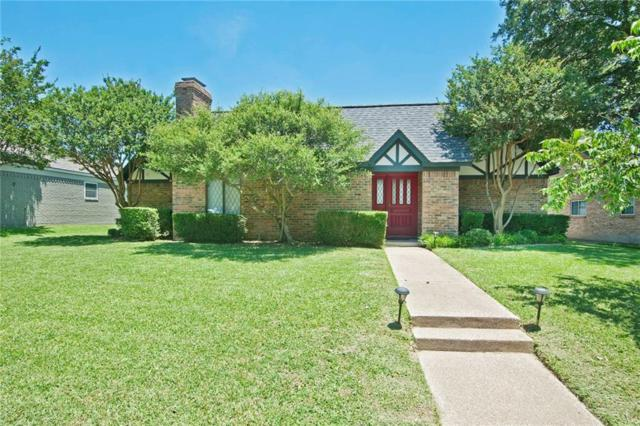 3008 Bandolino Lane, Plano, TX 75075 (MLS #14116596) :: Kimberly Davis & Associates