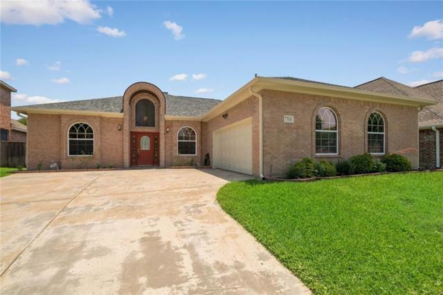 7314 Woodsprings Drive, Garland, TX 75044 (MLS #14116615) :: Vibrant Real Estate