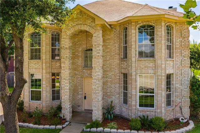 608 Trees Circle, Cedar Hill, TX 75104 (MLS #14116631) :: All Cities Realty