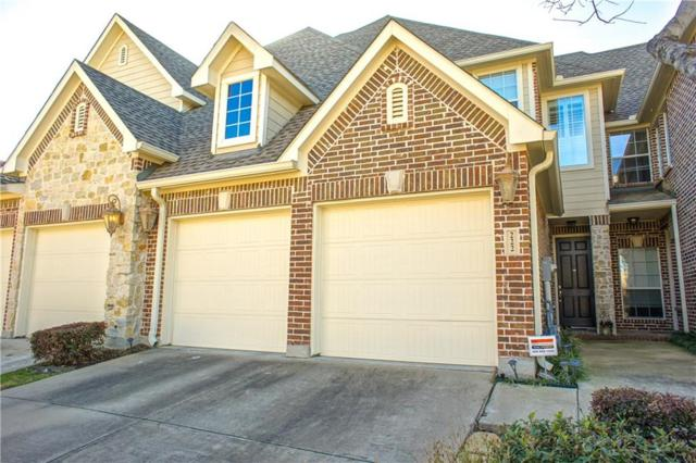 222 Venice Trail #1603, Lewisville, TX 75067 (MLS #14116633) :: RE/MAX Town & Country