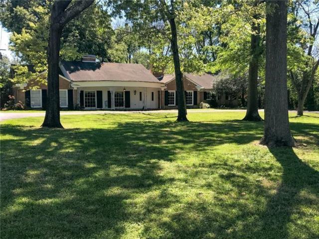 908 E Tyler Street, Athens, TX 75751 (MLS #14116635) :: Vibrant Real Estate