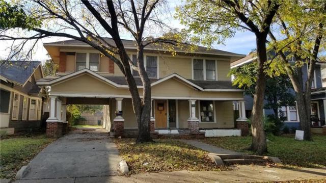 337 S Edgefield Avenue, Dallas, TX 75208 (MLS #14116679) :: Vibrant Real Estate