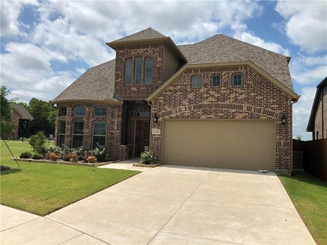 2101 Victoria Lane, Princeton, TX 75407 (MLS #14116722) :: Kimberly Davis & Associates