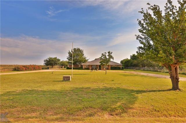 1522 County Road 196, Anson, TX 79501 (MLS #14116728) :: Frankie Arthur Real Estate