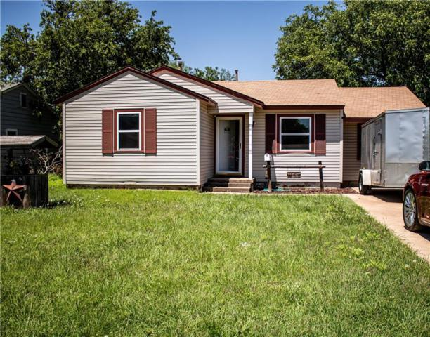 1310 Shelton Street, Abilene, TX 79603 (MLS #14116753) :: The Heyl Group at Keller Williams