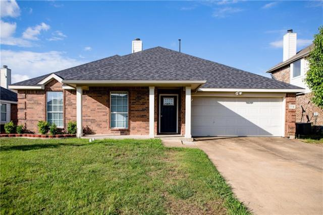 114 Lonesome Dove Lane, Forney, TX 75126 (MLS #14116755) :: Team Hodnett