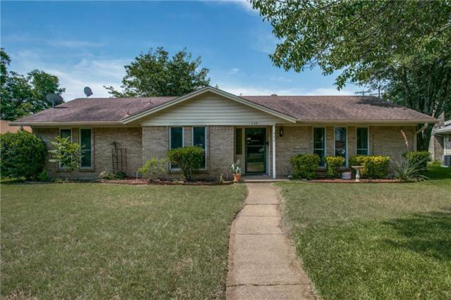 622 W Ridge Drive, Duncanville, TX 75116 (MLS #14116790) :: Tenesha Lusk Realty Group