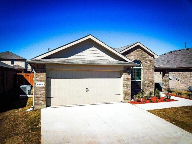 6344 Porthole, Saginaw, TX 76179 (MLS #14116797) :: The Heyl Group at Keller Williams
