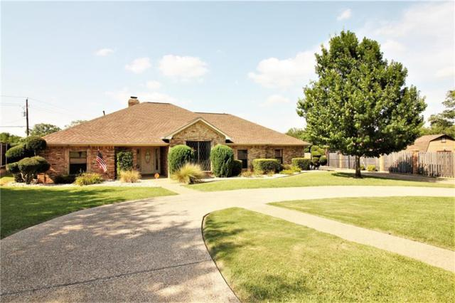 1602 Heather Court, Cleburne, TX 76033 (MLS #14116799) :: The Heyl Group at Keller Williams