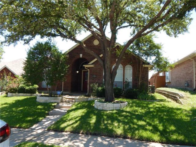 1716 Blackstone Drive, Carrollton, TX 75007 (MLS #14116802) :: Tenesha Lusk Realty Group