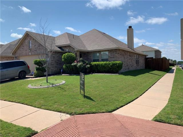498 Eisenhower Lane, Lavon, TX 75166 (MLS #14116803) :: Vibrant Real Estate