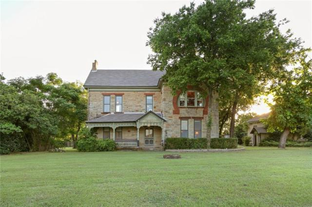 617 Solon Road, Waxahachie, TX 75165 (MLS #14116828) :: RE/MAX Landmark