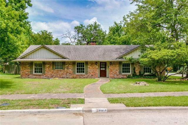 203 Shadywood Lane, Richardson, TX 75080 (MLS #14116841) :: Tenesha Lusk Realty Group