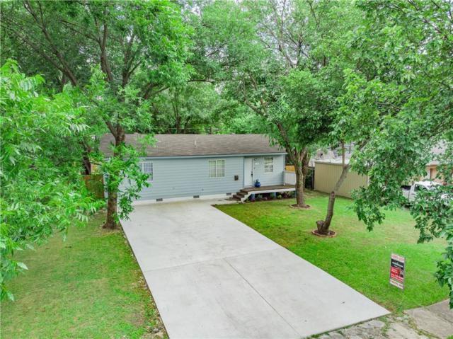 11122 Desdemona Drive, Dallas, TX 75228 (MLS #14116851) :: The Heyl Group at Keller Williams