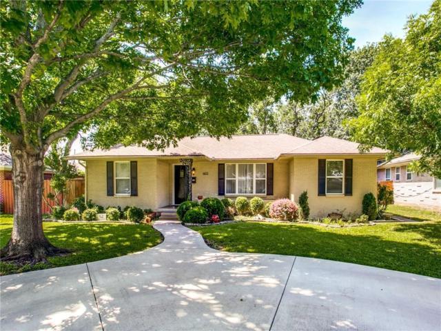 603 Devonshire Drive, Richardson, TX 75080 (MLS #14116861) :: Tenesha Lusk Realty Group