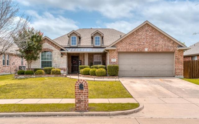 2452 Foxwood Lane, Little Elm, TX 75068 (MLS #14116870) :: Roberts Real Estate Group