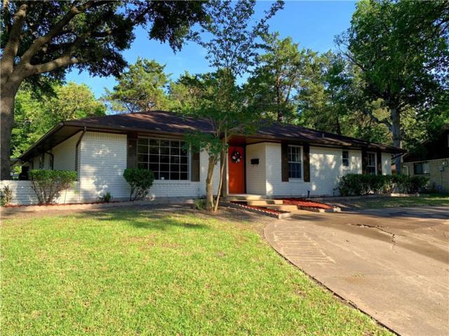 6006 Hunters View Lane, Dallas, TX 75232 (MLS #14116887) :: The Heyl Group at Keller Williams