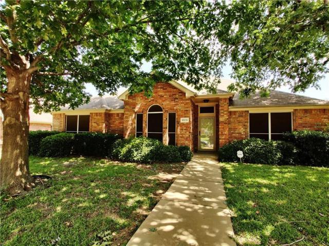9516 Summer Drive, Frisco, TX 75035 (MLS #14116911) :: Tenesha Lusk Realty Group