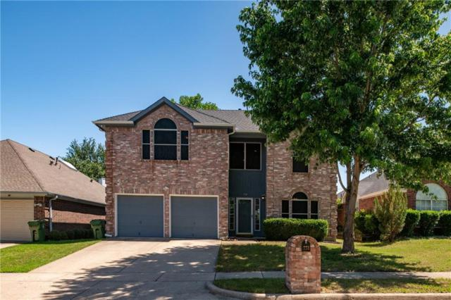 934 Grasswood Drive, Arlington, TX 76017 (MLS #14116917) :: RE/MAX Town & Country