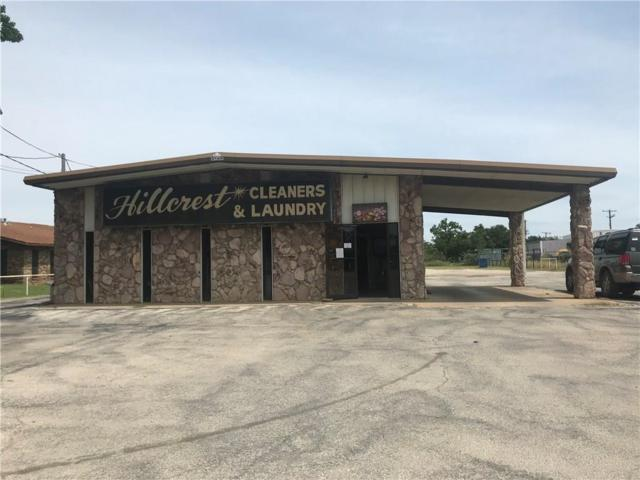 1610 West Walker Highway W, Breckenridge, TX 76424 (MLS #14116918) :: The Rhodes Team