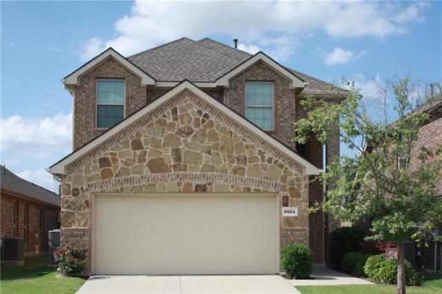 9924 Pronghorn Road, Mckinney, TX 75071 (MLS #14116944) :: Kimberly Davis & Associates