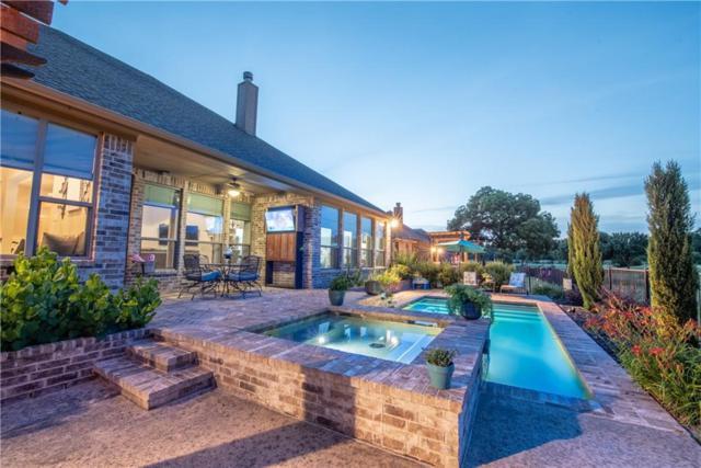 1208 Burkburnett Drive, Weatherford, TX 76087 (MLS #14116953) :: Kimberly Davis & Associates