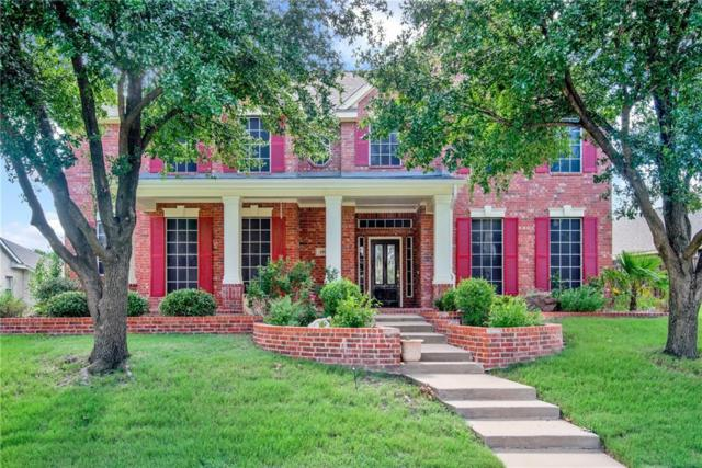 691 Hollow Circle, Coppell, TX 75019 (MLS #14116972) :: RE/MAX Town & Country