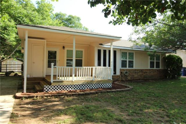 103 W Plum Street, Aubrey, TX 76227 (MLS #14116974) :: RE/MAX Town & Country