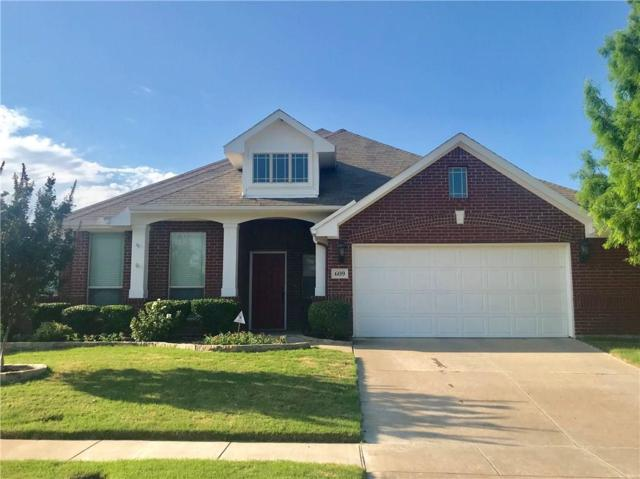 609 Kerry Street, Crowley, TX 76036 (MLS #14116981) :: The Mitchell Group