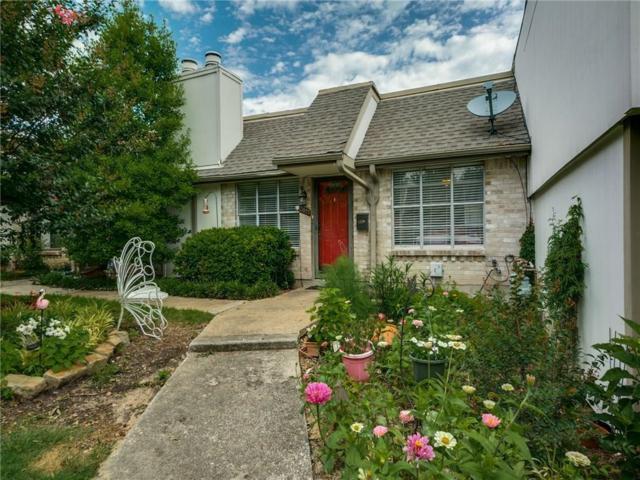 13857 Leinsper Green Street, Dallas, TX 75240 (MLS #14116982) :: The Rhodes Team