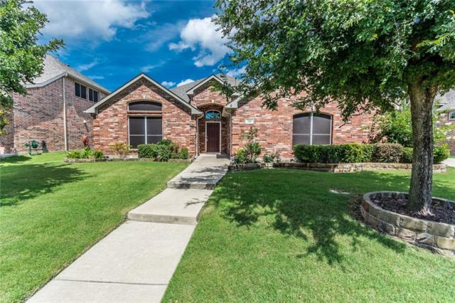 341 Cave River Drive, Murphy, TX 75094 (MLS #14117012) :: The Heyl Group at Keller Williams