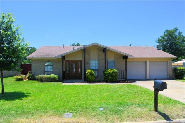 1913 Cimarron Trail, Hurst, TX 76054 (MLS #14117043) :: Lynn Wilson with Keller Williams DFW/Southlake