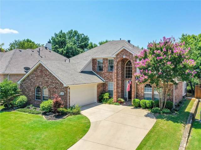 685 Channel Ridge Drive, Rockwall, TX 75087 (MLS #14117044) :: Lynn Wilson with Keller Williams DFW/Southlake