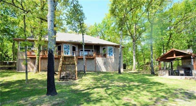 112 Deer Cove, Scroggins, TX 75480 (MLS #14117081) :: RE/MAX Town & Country