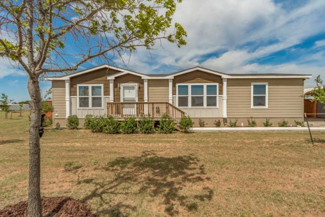 10235 Private Road 6055, Hawley, TX 79525 (MLS #14117112) :: Frankie Arthur Real Estate