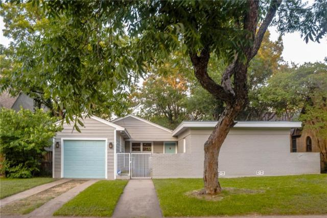 2567 Waits Avenue, Fort Worth, TX 76109 (MLS #14117113) :: The Mitchell Group